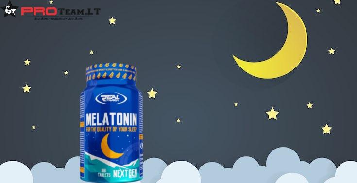 real pharm melatonin