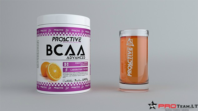 proactive bcaa advance instant